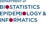 Department of Biostatistics Epidemiology & Informatics