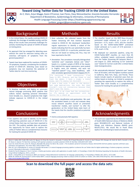 Thumbnail of Poster PDF