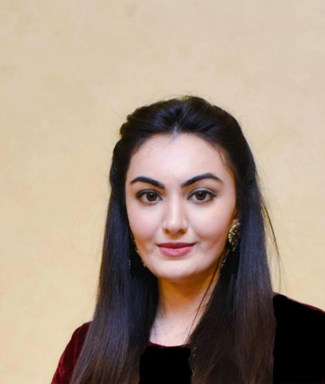 Photo of Maha Syed