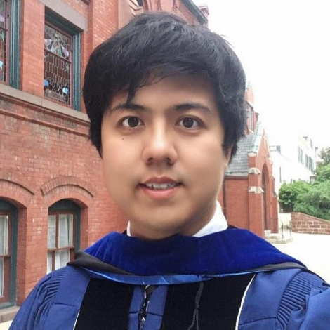 Photo of Panpan Zhang