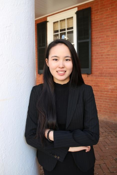 Photo of Yixue Feng